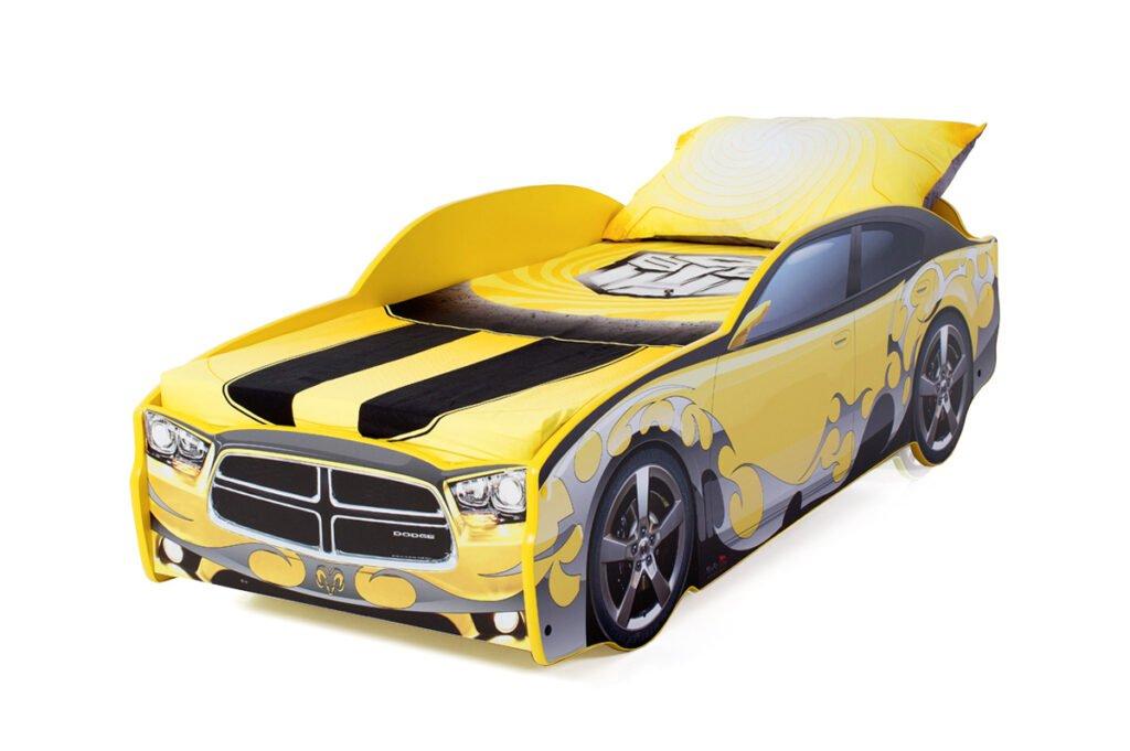 Додж-жёлтый-2