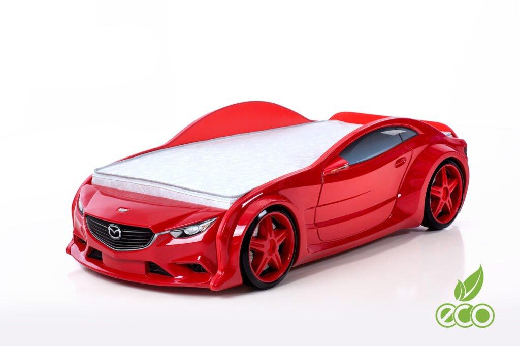 Evo-Mazda-Red