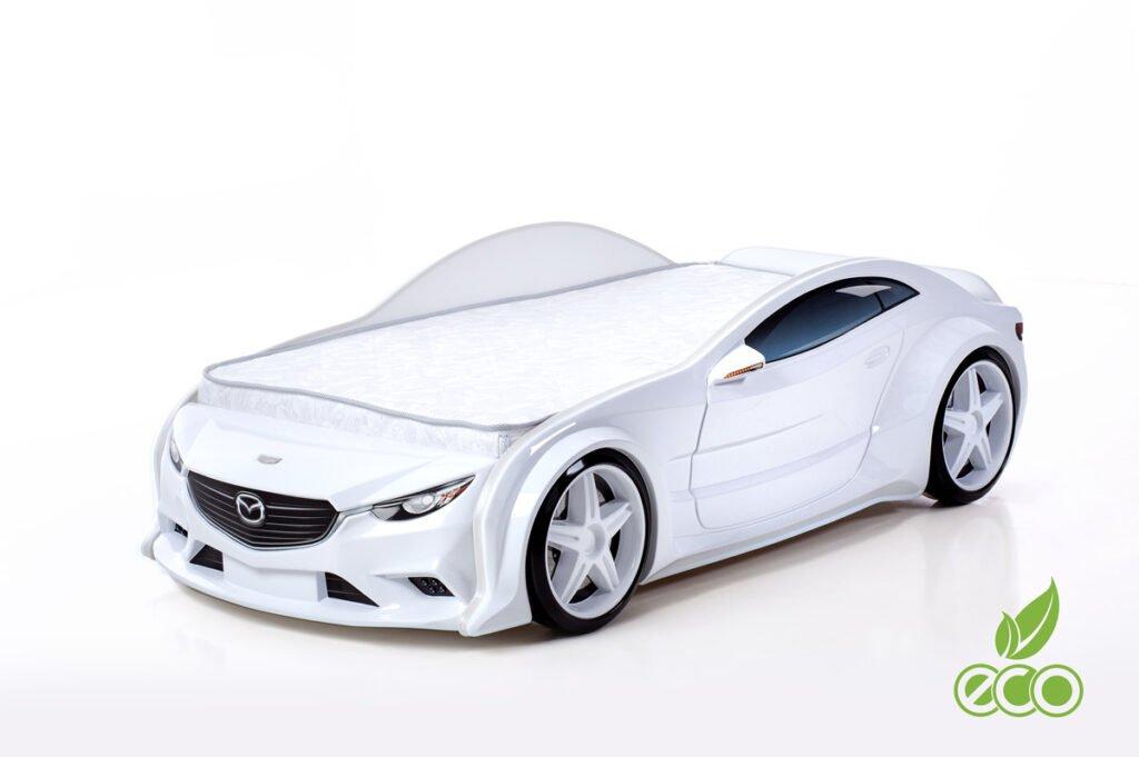 Evo-Mazda-White