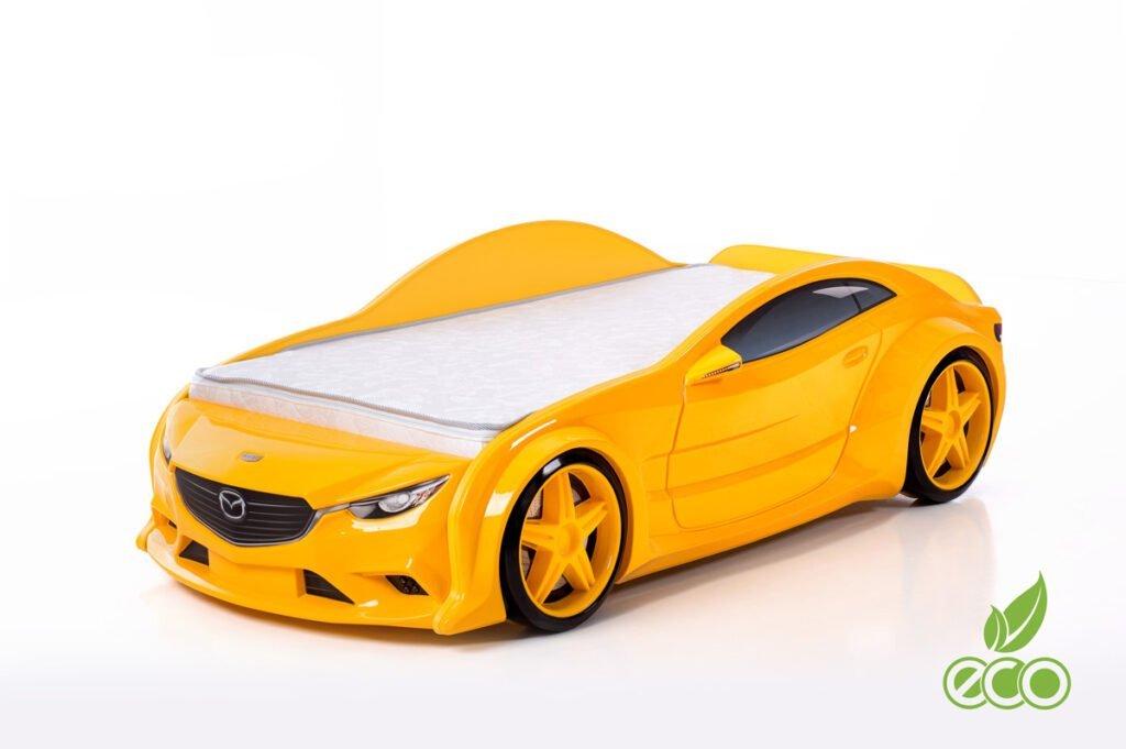 Evo-Mazda-Yellow