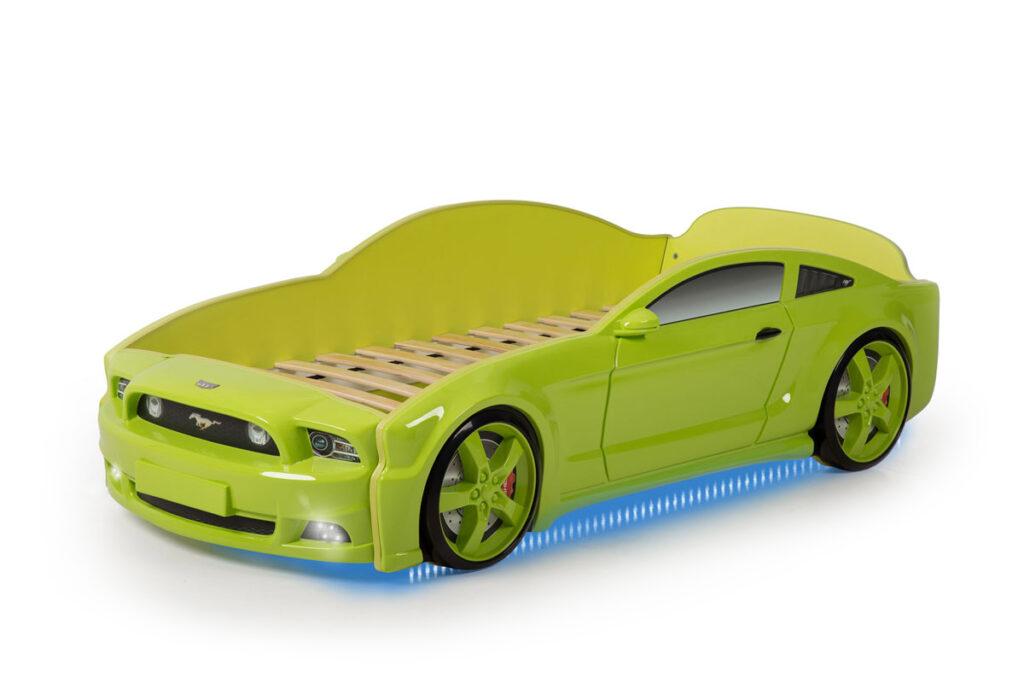 Mustang_3D_Green_F_D