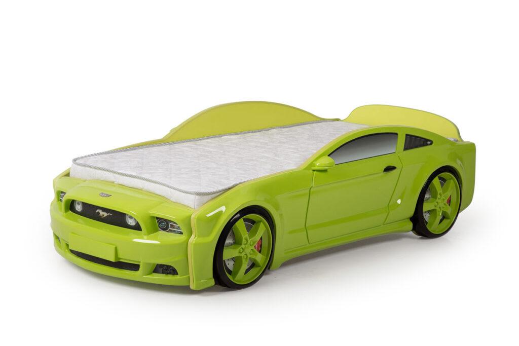 Mustang_3D_Green_M