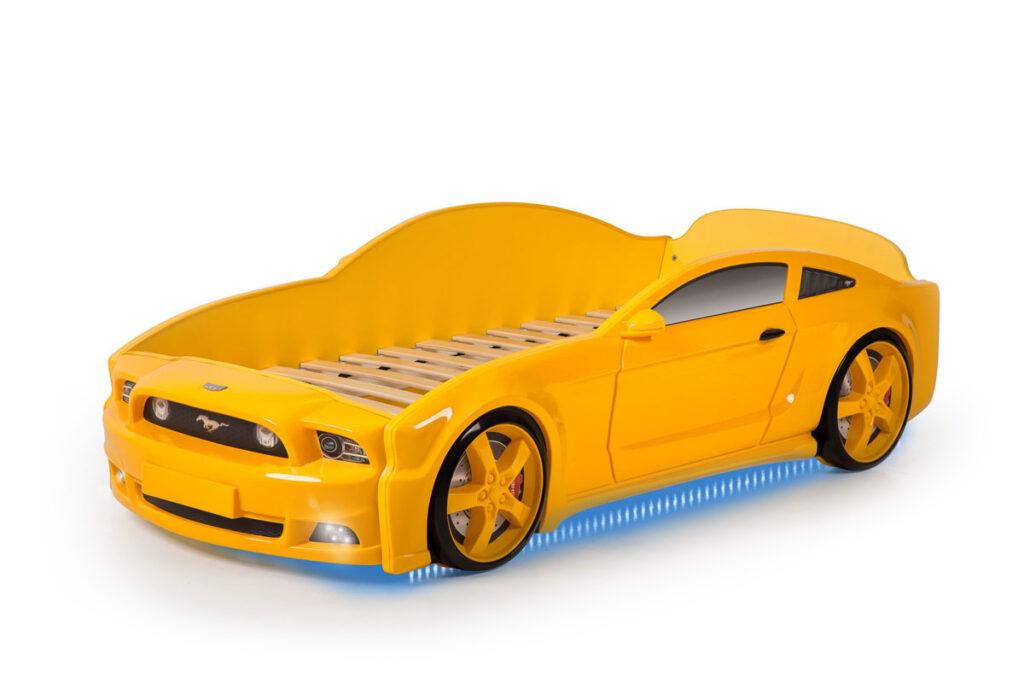 Mustang_3D_Yellow_F_D